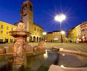 Piazza Fano